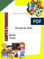 INDICE DE LA CARPETA PEDAGOGICA 2019.docx