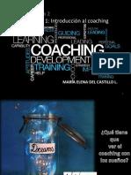 1. Introduccion Al Coaching