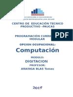 Programación Modular Computacion_digitacion 2016_ok
