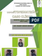 Caso Clinico Rosmery