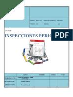 Sst p 010 Inspecciones Periodicas