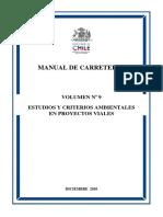 Manual de Carreteras Volumen 9a