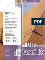 Desert life (portada)