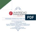 S5. Actividad 2. Programa terapeutico para tabes dorsal.docx