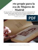 Biblioteca de mujeres.docx