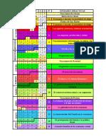 Temporalización Uu.dd 2017-2018 (Calendario)