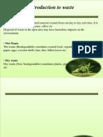 Ppt for Solid Waste Management 24 Jan