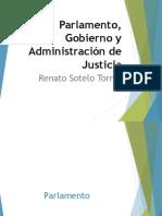 12. Parlamento, Gobierno y Administración de Justicia