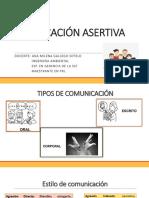 Clase 5 Comunicación