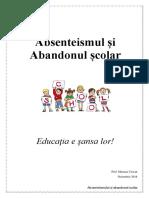 proiect absenteismul si abandonul scolar.docx