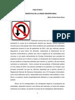 Prohibida La Vuelta en u