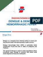 Dengue Fever Awareness Ppt