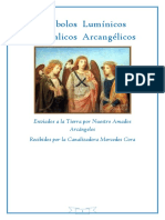 Símbolos Lumínicos Mandalicos Arcangélicos