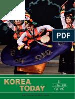 Korea Today 5 -2019