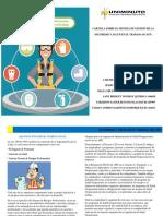 Cartilla Sobre El Sistema de Gestion de La Seguridad y Salud en El Trabajo