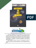 Arthur C. Clarke - História de Dez Mundos.pdf