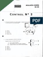 Bc09 - Control 2 - Evaluativo