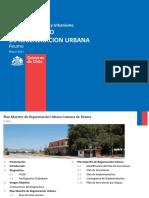 Ejemplo de Proyecto Urbano
