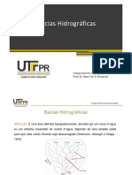 11- Bacia Hidrografica
