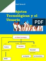 Los Objetos Tecnolgicos y El Usuario