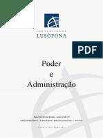Poder e Administração (1)