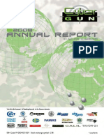 Cybergun 2008 annual report