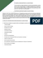 Documentación Laboral Que Debe Mantener en El Lugar de Trabajo -chile