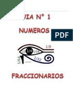 FRACCIONES 5°