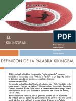 Presentacion de Kikingball