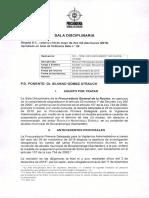 Procuraduría ratifica suspensión por tres meses a Rodolfo Hernández como alcalde