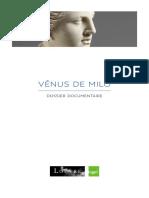 Louvre La Venus de Milo Dossier Documentaire