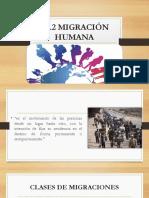 5.3.2 Migracion Humana