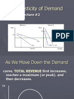 Lecture16-Price Elasticity of Demand