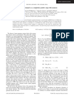 Physical Review a Volume 70 Issue 1 2004 [Doi 10.1103_PhysRevA.70.010304] Daffer, Sonja; Wódkiewicz, Krzysztof; Cresser, James D.; McIver -- Depolarizing Channel as a Completely Positive Map With Me