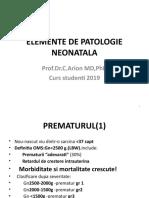 7.ELEMENTE DE PATOLOGIE NEONATALA - Copy (1).ppt