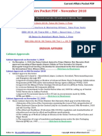 Current Affairs Pocket PDF - November 2018 by AffairsCloud.pdf