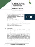 Programa de Biodanza