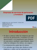 Empresas Proovedoras en Chile