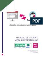 Manual Modulo Prestashop