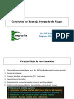 Conceptos Del Manejo Integrado de Plagas