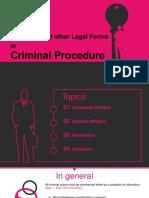 Legal Forms - Jillian