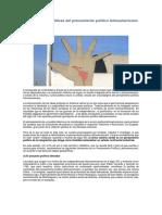 Las Etapas Geopolíticas Del Pensamiento Político Latinoamericano