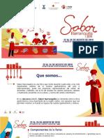 PPT Sabor Barranquilla 2019
