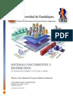 Cuadro Comparativo Entre Cluster y Grids