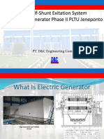 Static Self-Shunt Exitation System of Unit Main Generator.pptx