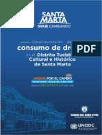 Caracterizacion Consumo Drogas Sta Marta