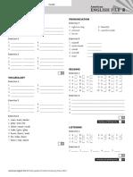 AEF2 File2 TestB AnswerSheet