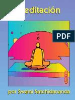 Swami Satchidananda - Meditación.pdf
