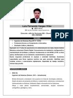 Cvluis Vargas - 2019