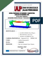 Analisis Estrucctural Finitos 2